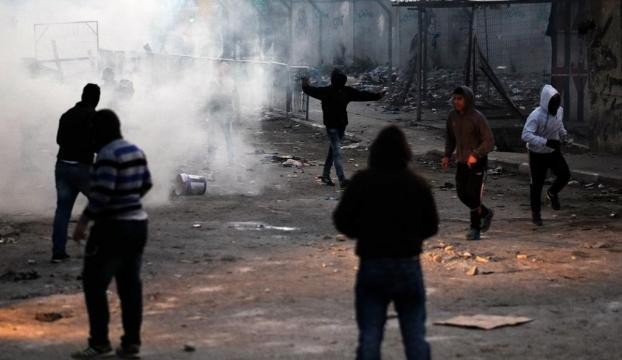 Kudüste gerginlik sürüyor