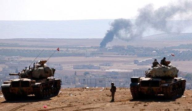 Suriyede bir haftada 228 terörist etkisiz hale getirildi