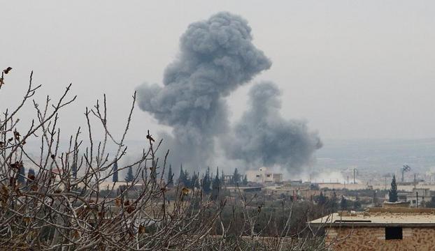 El Babda şiddetli çatışmalar devam ediyor: Şehit ve yaralılar var