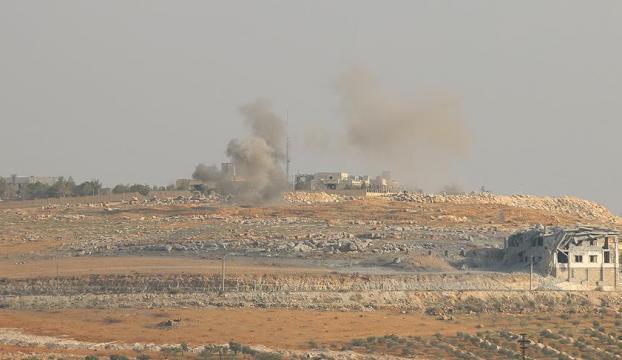 Fırat Kalkanı Harekatında 20 terörist etkisiz hale getirildi