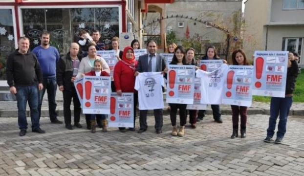 FMF hastaları Kader Birliği yaptı