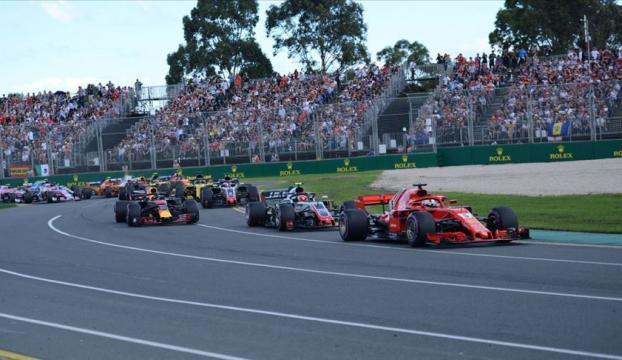 Formula 1de ilk 8 yarışın takvimi belli oldu