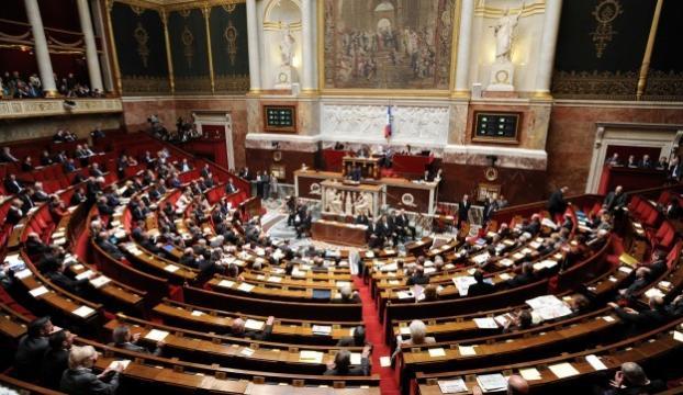 """Fransa Meclisi """"Filistin"""" için karar verecek"""