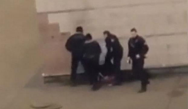 Fransada polisin copla cinsel saldırısı halkı ayaklandırdı