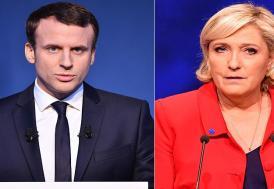 Fransa'da cumhurbaşkanı seçimi ikinci turunda Macron'un şansı yüksek