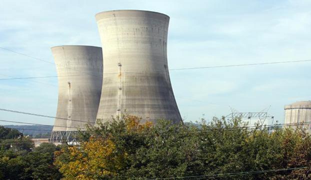 Fransada nükleer santralde patlama