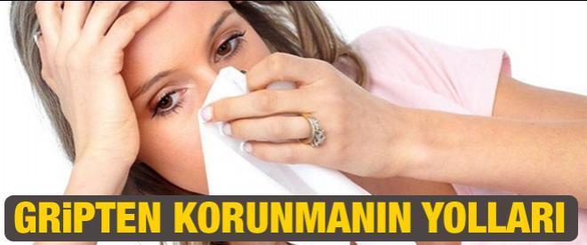 Grip Salgınından Korunmamnın Yolları