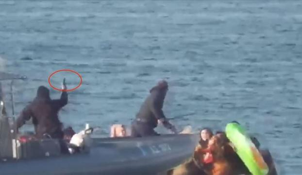 AB gücü FRONTEX, Yunanistanın sığınmacılara yönelik ihlallerine ortak oldu