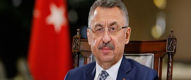 Cumhurbaşkanı Yardımcısı Oktaydan Türkiyeye dönmek isteyenlere müjde