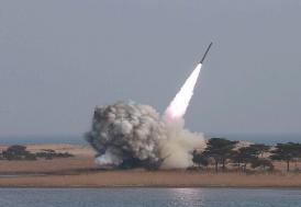 Kuzey Kore'nin füze denemesi başarısız oldu!
