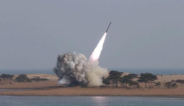 Kuzey Korenin füze denemesi başarısız oldu!