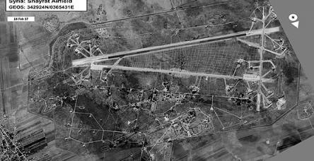 testABD'den Suriye'ye füze saldırısı!