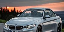 Karşınızda BMW M4 Convertible 2015