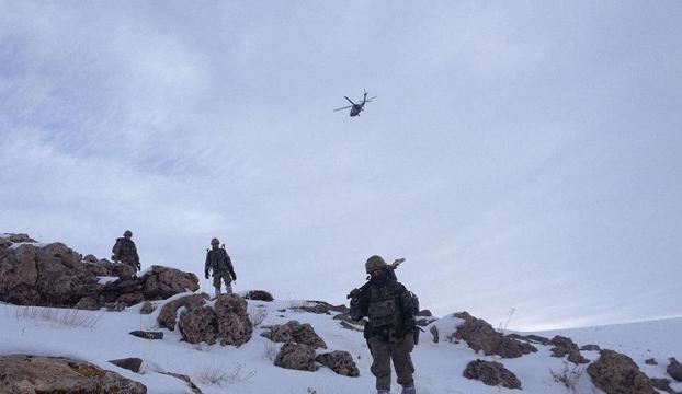Gabar dağında terör operasyonu