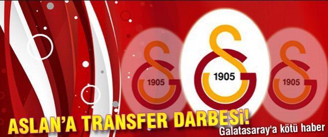 Galatasaray'a şok transfer darbesi!