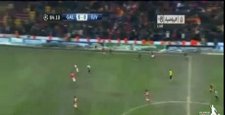 testSneijder'ın golü Arap spikeri coşturdu