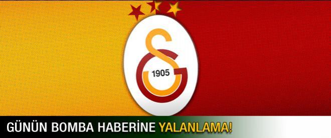 Günün bomba haberine Galatasaray'dan yalanlama!