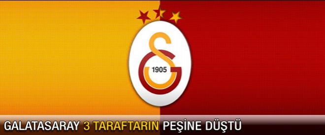 Galatasaray 3 taraftarın peşine düştü