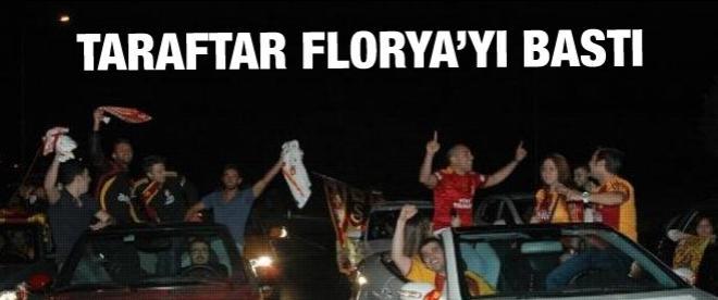 Maç sonrası taraftar Florya'yı bastı