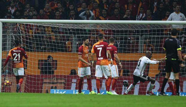 Galatasarayın kalesi düştü