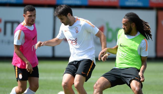 Galatasaray Kasımpaşa maçı hazırlıklarına devam etti
