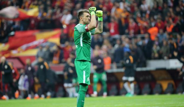 Galatasaray liderliği devraldı