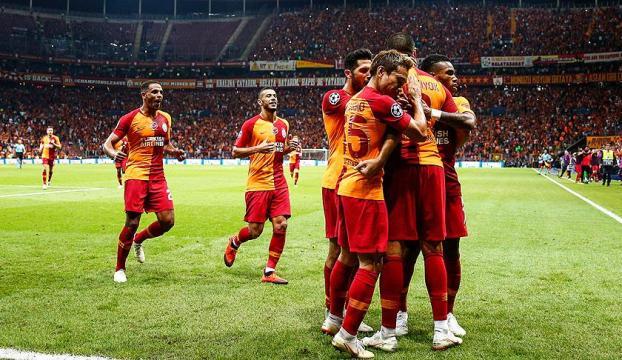 Galatasaray, Şampiyonlar Ligine galibiyetle başladı