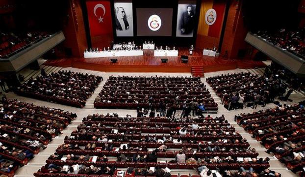 Galatasarayda mali genel kurul yarın yapılacak