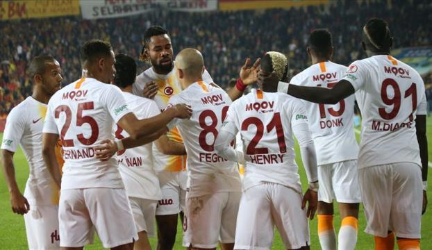 Türkiye Kupasına Galatasaray damgası