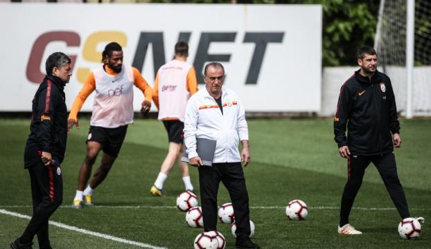 Galatasarayda derbi hazırlıkları