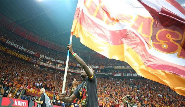 Süper Ligde 61. sezonun şampiyonu Galatasaray