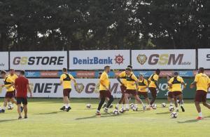 Galatasaray'ın kamp kadrosu netlik kazandı