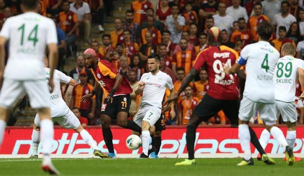 Galatasaray Konyayı geçemedi