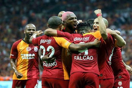 Galatasaray, Belçika'ya gitti