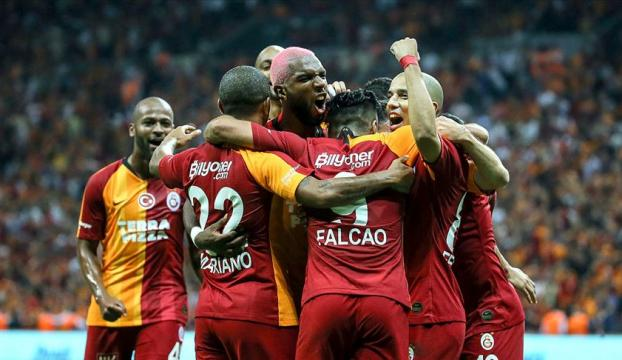 Galatasaray, Belçikaya gitti