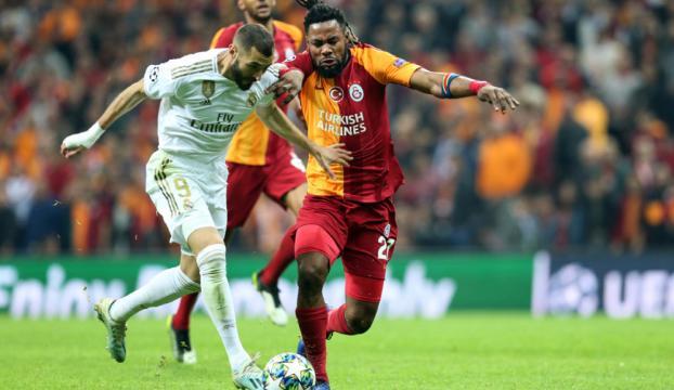 Galatasaray Avrupada kayıp