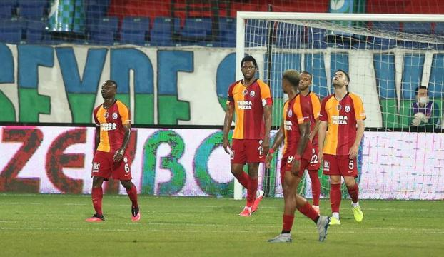 Galatasaray Rizede ağır yaralı