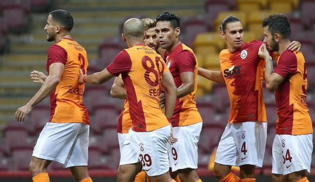 Galatasaray, UEFA Avrupa Liginde Azerbaycan deplasmanında