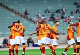 Galatasaray, UEFA Avrupa Ligi'nde üst tura çıktı