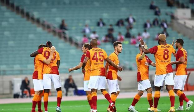 Galatasaray, UEFA Avrupa Liginde üst tura çıktı