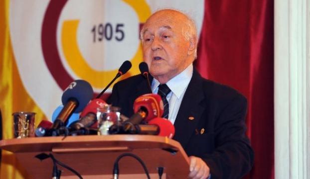 Galatasaray Başkanının mutlu günü