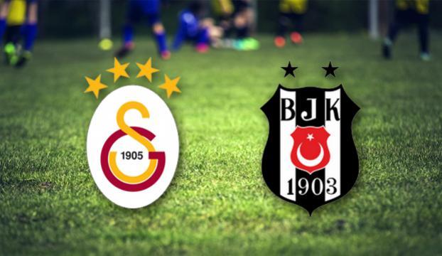 Galatasaray - Beşiktaş, Derbi heyecanı bu akşam!