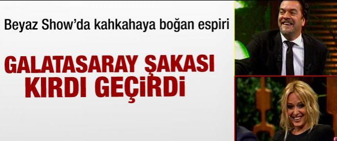 """""""Galatasaray ikinci olsun abi"""""""