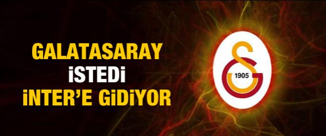 Galatasaray istedi, şimdi İnter'e yakın