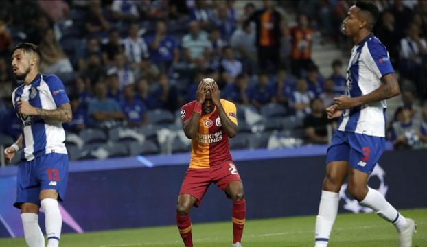 Galatasaray, Portekizde fırsatı tepti
