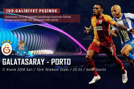 Galatasaray Avrupa'da 277. maçına çıkıyor