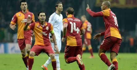 Galatasaray-Real Madrid özet