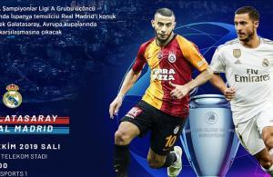 Galatasaray, Avrupa'da 282. kez sahne alıyor