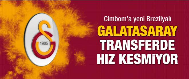 Galatasaray transferde hız kesmiyor