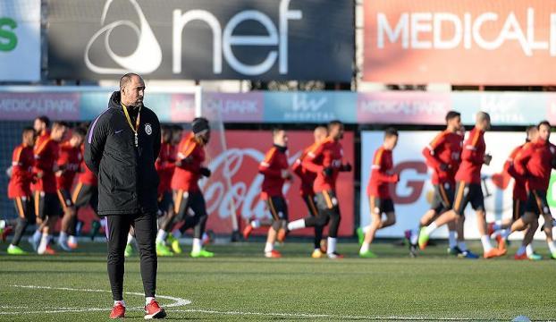 Galatasarayda 3 eksik var